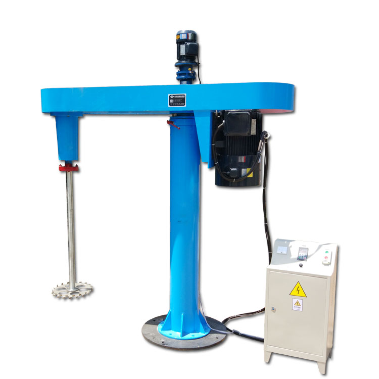 high-speed-disperser-for-paint-manufacturing
