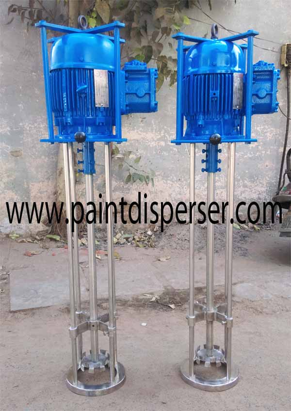 High Speed Stirrer for Paint